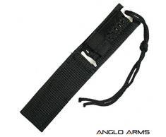 Anglo Arms Green Survival Coltello da caccia e da esterno, per sopravvivenza all'aperto
