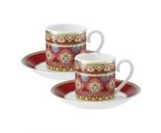 Villeroy & Boch 10-4731-8520 Set Espresso, 4 Pezzi