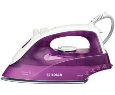 Bosch TDA2630 Sensixx B1 Secure Ferro da Stiro, Colore Bianco/Viola, 2000W