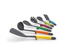 Joseph Elevate - Set di 6 Utensili da Cucina, Multicolore