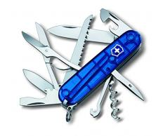 Victorinox, Coltello da cucina multiuso Transparent In Gross Blister, Blu (Blau), Taglia unica