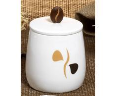 Biscottiera Chicco Caffè in porcellana