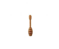 Stock 20 SPARGIMIELE DOSAMIELE PICCOLO allungato mm. 90, in legno di faggio. Prodotto e costruito in Italia artigianalmente