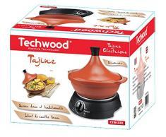 Techwood TTW-330 Tajine, elettrico, in ceramica