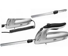 AEG EM 5669 - Coltello elettrico da cucina con lama in acciaio inox
