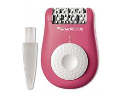 Rowenta Easy Touch EP1110F0 Epilatore Elettrico, Rosa/Bianco