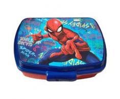 Marvel Spiderman ST-37974 Contenitore Porta Pranzo, Multicolore