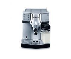 DeLonghi EC850.M Macchina per caffè Espresso a Pompa, 1450 W, 2 Cups, Acciaio Inossidabile, Silver