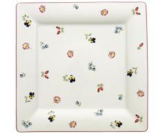 Villeroy & Boch Petite Fleur Piatto piano quadrato 27 cm