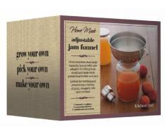 Kitchen Craft Imbuto per marmellata in acciaio INOX