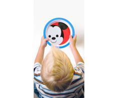 Zak! Designs, MMLW-0391 Disney, Set di posate e stoviglie per bambini, Topolino, 3 pz.