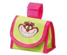 Minibag porta-sacchetti Stregatto Disney con rotolo di sacchetti igienici per cani incluso