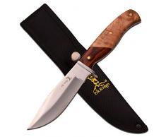 Elk Ridge er559 buhscraft 440 - Coltello da caccia a lama fissa