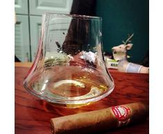 L-Yune-Vetro, Whisky Bere Ampio Ventre Bicchiere da Vino in Cristallo for Bar Cocktail Bicchieri da Birra Corti Gafas Copo Bicchieri da Brandy Bicchieri da Sigaro Tazza da Regalo