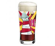 Ritzenhoff, Bicchiere da birra con sottobicchieri, Multicolore