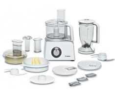 Bosch MCM4200 Robot da Cucina Multifunzione, Colore Bianco/Argento, 800 W