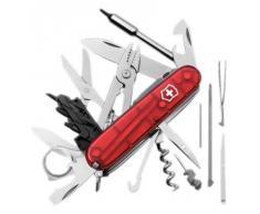 Victorinox CyberTool Lite Coltellino Multiuso Svizzero, Ruby