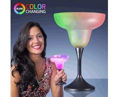 MODEOR Margarita Bicchiere Gambo Nero by