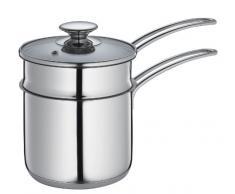 Küchenprofi 2370602814 - Pentola per bagnomaria