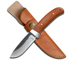 Coltello caccia Elk Ridge martellato Hunter