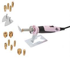 Pebaro 0211 - Set bricolage con mini ferro da stiro e stantuffo strass