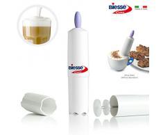 Cremafacile, montalatte rapido e facile da usare lila