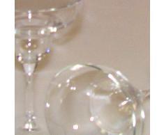 Rocco Bormioli Bormioli Rocco 5164533 Ypsilon Confezione 2 Calici in Vetro per Margarita, 33.5 cl, 2 unità