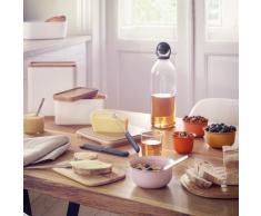 Stelton Rig-Tig Cool-It, Caraffa per Acqua, Anfora, Arancione, Vetro, per Frigorifero, Z00071-2