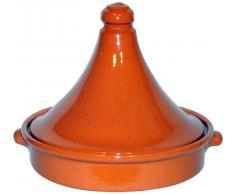Amazing Cookware - Tajine in terracotta, ø 28 cm, colore: Naturale