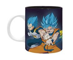 ABYstyle - DRAGON BALL SUPER BROLY - Tazza - 320 ml - Broly Goku Vegeta