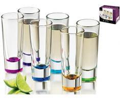 ROYAL LEERDAM Servizio 6 pezzi liquore njoy cl6 Bicchieri e calici