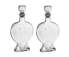 Bottiglia acquista bottiglie online su livingo - Bottiglie vetro ikea ...