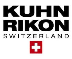 Kuhn Rikon Two-Tone Cucchiaio per sbattere, colore: Nero