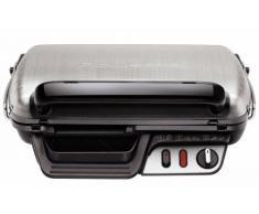 Rowenta GR6010 XL Health Grill Comfort Bistecchiera, 2400 W, Modalità Barbecue, Forno e Tostiera