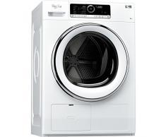 Whirlpool HSCX 80423 Libera installazione Caricamento frontale 8kg A++ Bianco asciugatrice