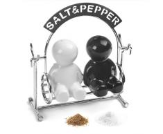 Balvi - Saliera Salino Pepiera porta Sale Coppietta su Altalena Idea Cucina