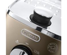DeLonghi Distinta ECI341.BZ, Macchina da caffè espresso con pompa, colore Future Bronze