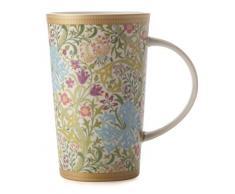 Maxwell & Williams, 420 ml, porcellana, Design Golden Lily di William tazza conica tazza Coppa Mu