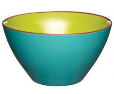 Kitchen Craft WFMXBOWL Ciotola messicana In ceramica World of Flavours, 18 x 9,5 cm, colori assortiti