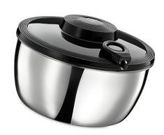 Küchenprofi 13 7008 28 00 Centrifuga insalata in acciaio INOX