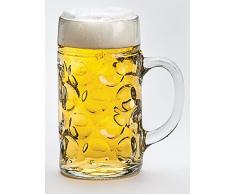 Rastal ISAR 21326 - Boccale di birra da 1 l