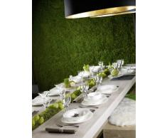 Villeroy & Boch New Cottage Basic Piatto Fondo, 23 cm, Premium Porcellana, Bianco