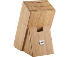 Zwilling 35042-500-0 Ceppo Porta Coltelli Bambù - Sedi per 6 Coltelli