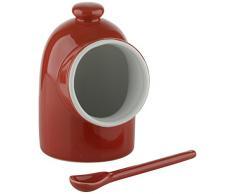 Scoop! Saliera a Forma di Maialino & Mestolo Rosso