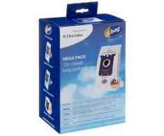 Electrolux 900256099 E201SM MEGA PACK Accessori per aspirapolvere e pulitori S-Bag Long Performance per Ultrasilencer, Oxygen, Smartvac, Airmax