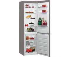 Whirlpool BLFV 8121 OX Freestanding Argento 227L 111L A+ frigorifero con congelatore