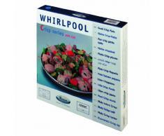 Whirlpool AVM250 - Piatto Crisp piccolo per forno a microonde