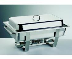 APS - Scaldavivande - acciaio INOX