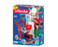 Faro 6770 - Carrello maxi Vileda con l originale mocio giocattolo