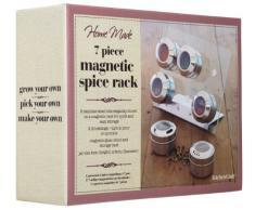 portaspezie magnetico con la raccolta il contenitore di spezie